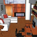 Interior architecture Design 3D